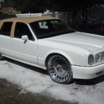 Bentley Arnage replika
