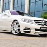Brabus vyšperkoval Mercedes-Benz CL 600