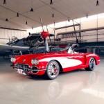 Chevrolet Corvette z roku 1959 prošel dokonalou modernizací