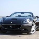 Ferrari California pro rok 2012: vyšší výkon a nižší hmotnost