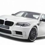 Hamann představil v Ženevě našlapané BMW M5