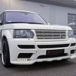 Hamann pořádně vyladil Range Rover Supercharged