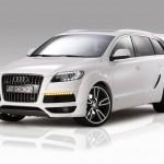 JE Design provedl povedenou úpravu Audi Q7