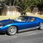 Skvělá replika Lamborghini Miura a cesta k jejímu vzniku