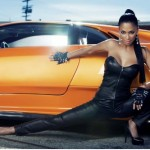 Legendární Lamborghini Diablo a Nicole Scherzinger