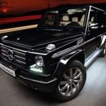 Legendární Mercedes-Benz G vylepšil bulharský úpravce Vilner
