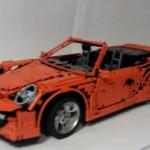 Naprosto funkční Porsche 911 Turbo PDK z LEGA (video)