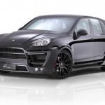 Lumma Design vyšperkovali naftové Porsche Cayenne
