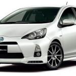 Nejmenší Toyota Prius upravená od TRD