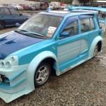 Perodua Kancil v neuvěřitelně šílené úpravě