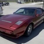 Replika Ferrari 380 na základě Pontiacu Firebird
