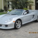Replika Porsche Carrera GT
