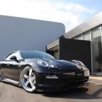 Porsche Panamera S od japonských tunerů Wurde