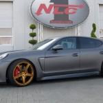 Porsche Panamera dostalo nový vzhled od No-Limit-Custom