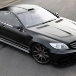 Povedená úprava pro Mercedes-Benz CL od Prior Design