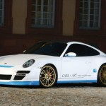 Pretty Boy paket pro Porsche 911 Carrera 4S