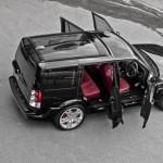 Project Kahn představuje Land Rover Discovery Black Edition