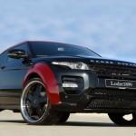 Range Rover Evoque prodělal několik vylepšení u Loder1899