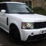 Range Rover dostal nový bodykit od Prior Design