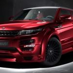 Range Rover Evoque a několik vylepšení od Hamann Motorsport