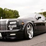 Japonci upravili Rolls-Royce Phantom