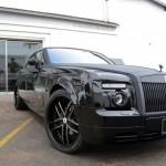 Rolls-Royce Phantom Coupe a fólie 3M