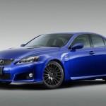 TRD představuje Lexus IS F Circuit Club Sports, inspirováno konceptem