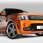 Tuneři Overfinch udělali sportovní Range Rover Sport