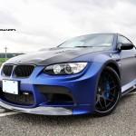 Vorsteiner vyšperkoval BMW M3