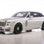 Wald International v Tokiu oficiálně představí Rolls-Royce Phantom Drophead