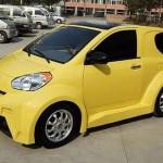 Solární Toyota IQ – kopie na čínský způsob