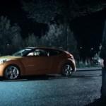 Lehce morbidní reklama na Hyundai Veloster