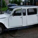 Citroën 2CV XXL