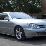 Mercedes-Benz S-LR