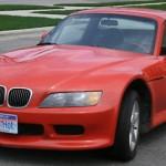 Replika: Mazda MX-5 s tváří Z3