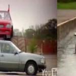 Co všechno vydrží Mercedes-Benz 300TE W124 (Video)