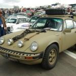 Porsche 911 do pouště
