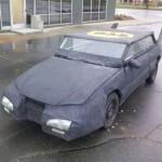 Batmobil podomácku a bez penež