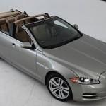 Čtyřdveřový kabriolet Jaguar XJ od NCE
