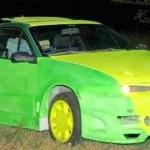 Opel Calibra z Ukrajiny (tuzing)