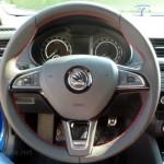 Nová Škoda Octavia RS včetně interiéru