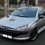 Peugeot 206 CC: Elegance nadevše