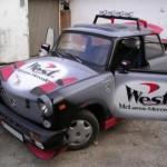 Trabant F1, aneb nový vůz stáje F1 McLAREN-MERCEDES
