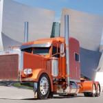 Tuning amerických kamionů