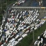 Stávka kamionů