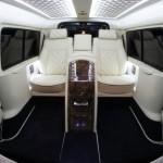 Nejluxusnější interiér pro drsný Land Rover Defender