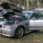 Extrémně pestré BMW 3 Coupé (E36)
