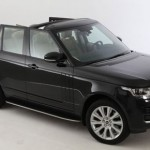 Nový Range Rover jako čtyřdveřový kabriolet