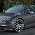 Schmidt Revolution decentně upravil Porsche Boxster