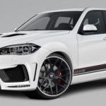 Německý úpravce Lumma Design upravil BMW X5